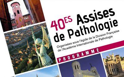 INFOLOGIC-Salud participa en el 40º de lo Penal de Patología en Lyon